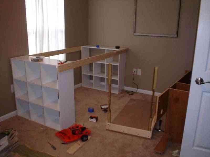 transformar un escritorio. Black Bedroom Furniture Sets. Home Design Ideas