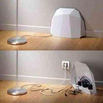 Oculta cables