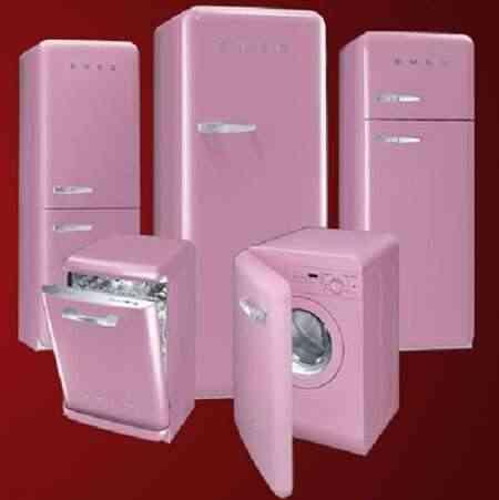 smeg se ti e de rosa por el c ncer de mama. Black Bedroom Furniture Sets. Home Design Ideas