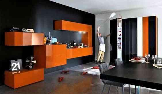 Lagos, la cocina modular
