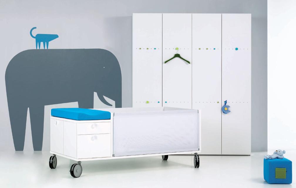 Decorando una habitaci n infantil - Habitacion 3 ninos ...