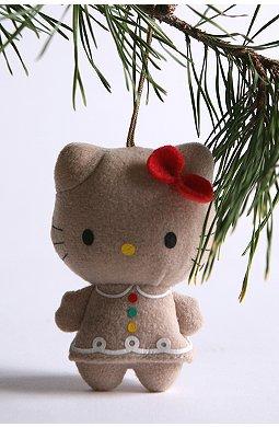 Hello Kitty también para el árbol de Navidad 6