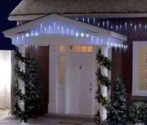 Luces LED para la decoración navideña 3