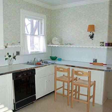 Reformar una cocina encimeras metalizadas - Reformar una cocina ...
