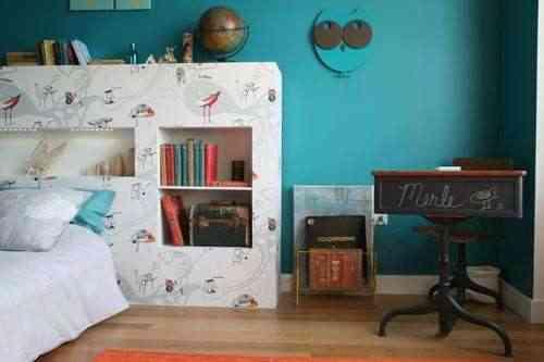 Decoraci n vintage en el cuarto de los ni os Recamaras estilo vintage