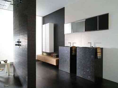 Decoracion De Baños Con Granito:Gamadecor crea Tetris, una lavabo de diseño cerrado hasta el suelo