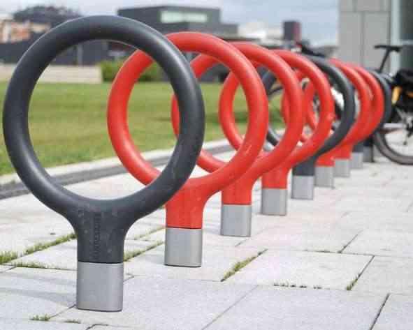 Aparca Bicicletas Key un Aparca-bicicletas de