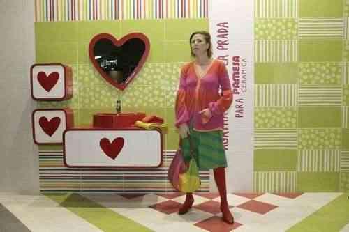 decoraci n de interiores con azulejos agatha. Black Bedroom Furniture Sets. Home Design Ideas
