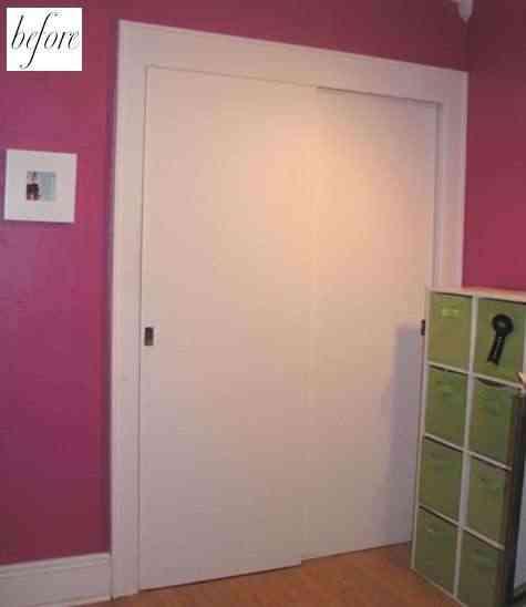 Consejos forrar una armario con papel - Como forrar un armario por dentro ...