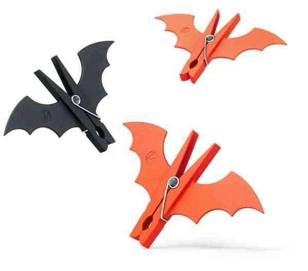 Bat Clothespin Craft