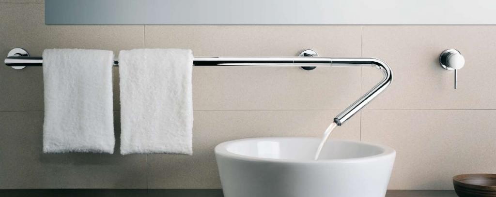 Nueva gama de lavabos y grifos de neve for Grifos originales