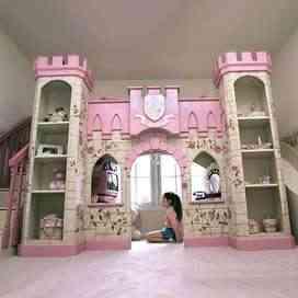 cama castillo princesa3