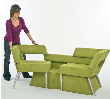 compact sofa sistem
