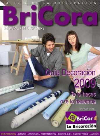 guia bricor deco 2009