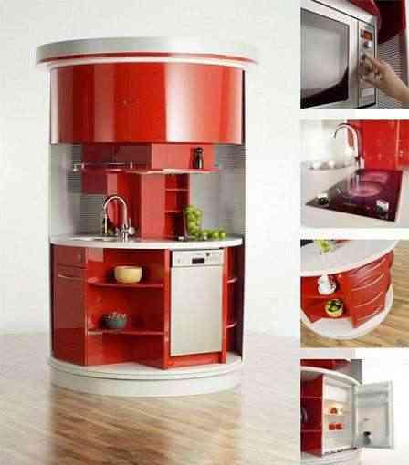 circle kitchen
