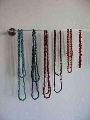 Percheros Para Collares. Cheap Hoy Haremos Un Perchero Para Collares ...