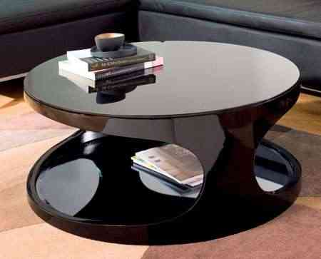 cutout coffee table
