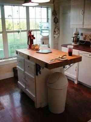 Ideas para una isla de cocina for Isletas para cocinas