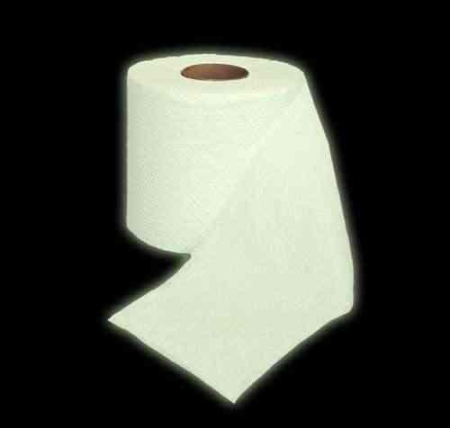 papel fosforescente