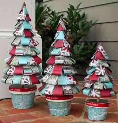 Reciclando objetos para mi rbol de navidad for Objetos de navidad