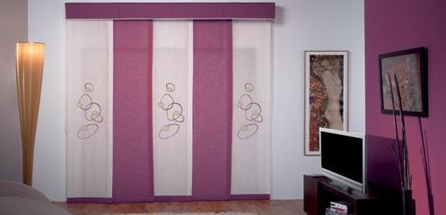 Paneles japoneses un toque oriental y vers til for Dormitorios orientales