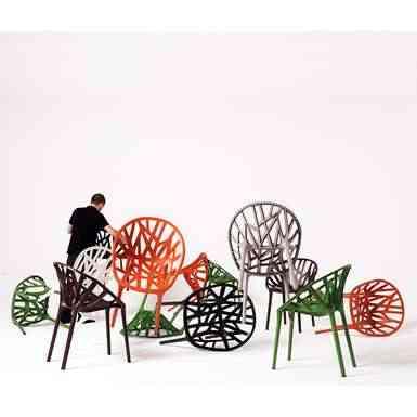 silla vegetal