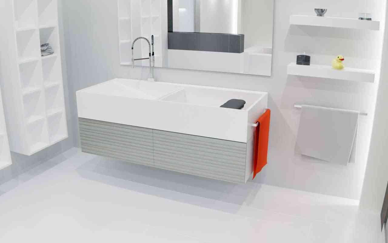 Abecedarius, la nueva colección de Herms para el baño