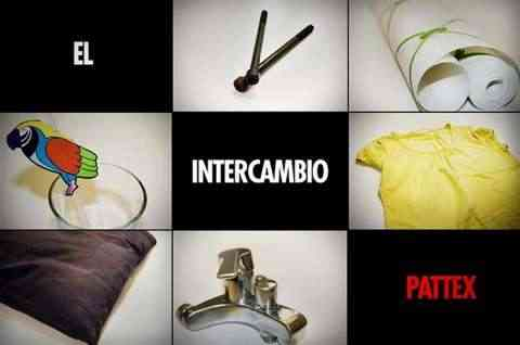 intercambio pattex