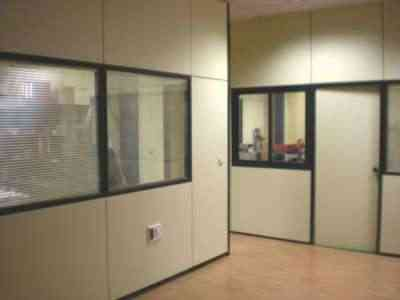 Dividers for offices