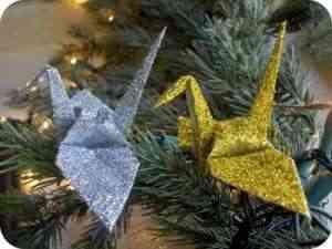 pajaritas navidad