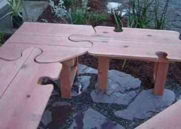 puzzle-piece-garden-bench