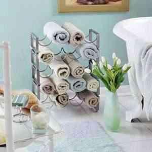 toallero botellero