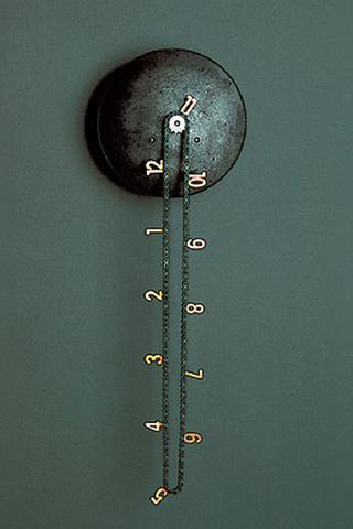 reloj cadena bicicleta
