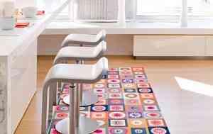 alfombra girard2 300x189 La Fonda de Sol, un éxito de los 60