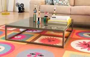 alfombra girard3 300x189 La Fonda de Sol, un éxito de los 60