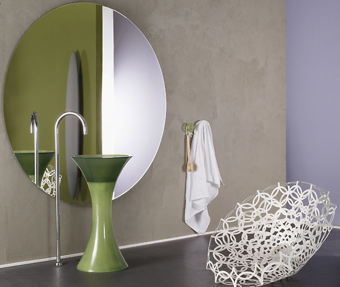 Espejos Rusticos Para Bao Cool Espejos En Plata Espejos Para