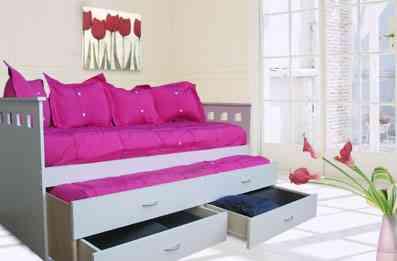 Div n cama un concepto pr ctico para ahorrar espacio for Cama divan con cajones