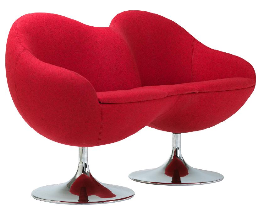 Swan chair jacobsen - Silla Quot Doble Huevo Quot De Johanson Design