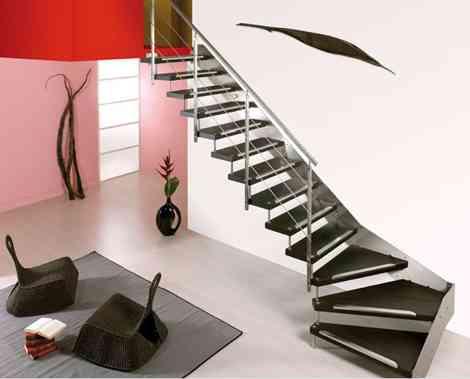 Escaleras contempor neas de castscale - Modelos de escaleras de interior ...