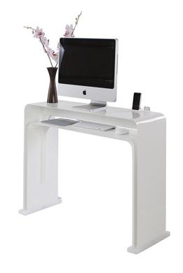 Escritorio minimalista para el ordenador for Ordenadores de mesa precios
