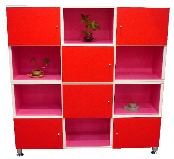 Muebles de papel reciclado de way basics for Muebles de papel