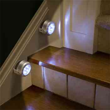 Luces led taringa - Escaleras con led ...