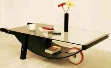 mesa carretilla
