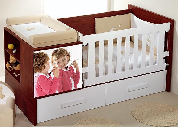Personaliza los muebles infantiles con Alondra