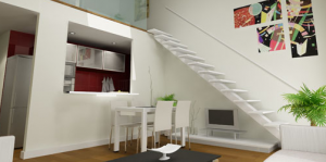 simulador 3d para interiores de idea espacio