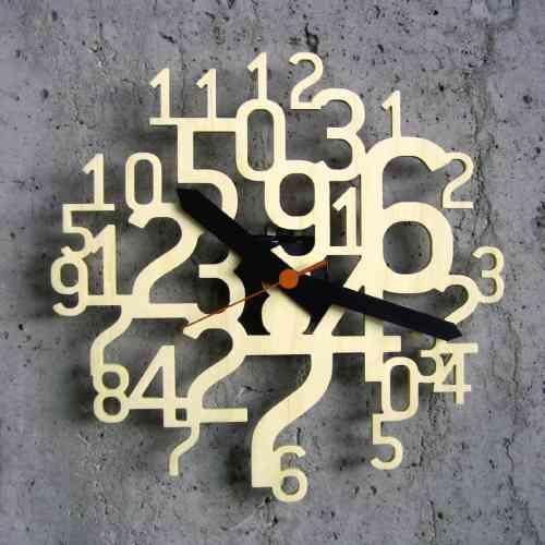 Relojes antiguos y modernos