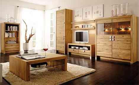Pon linda tu casa muebles modernos con toques rusticos - Muebles de salon rustico moderno ...