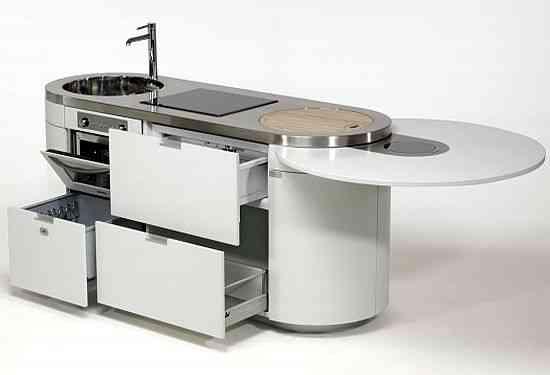 Cocina compacta y completa de Whirpool